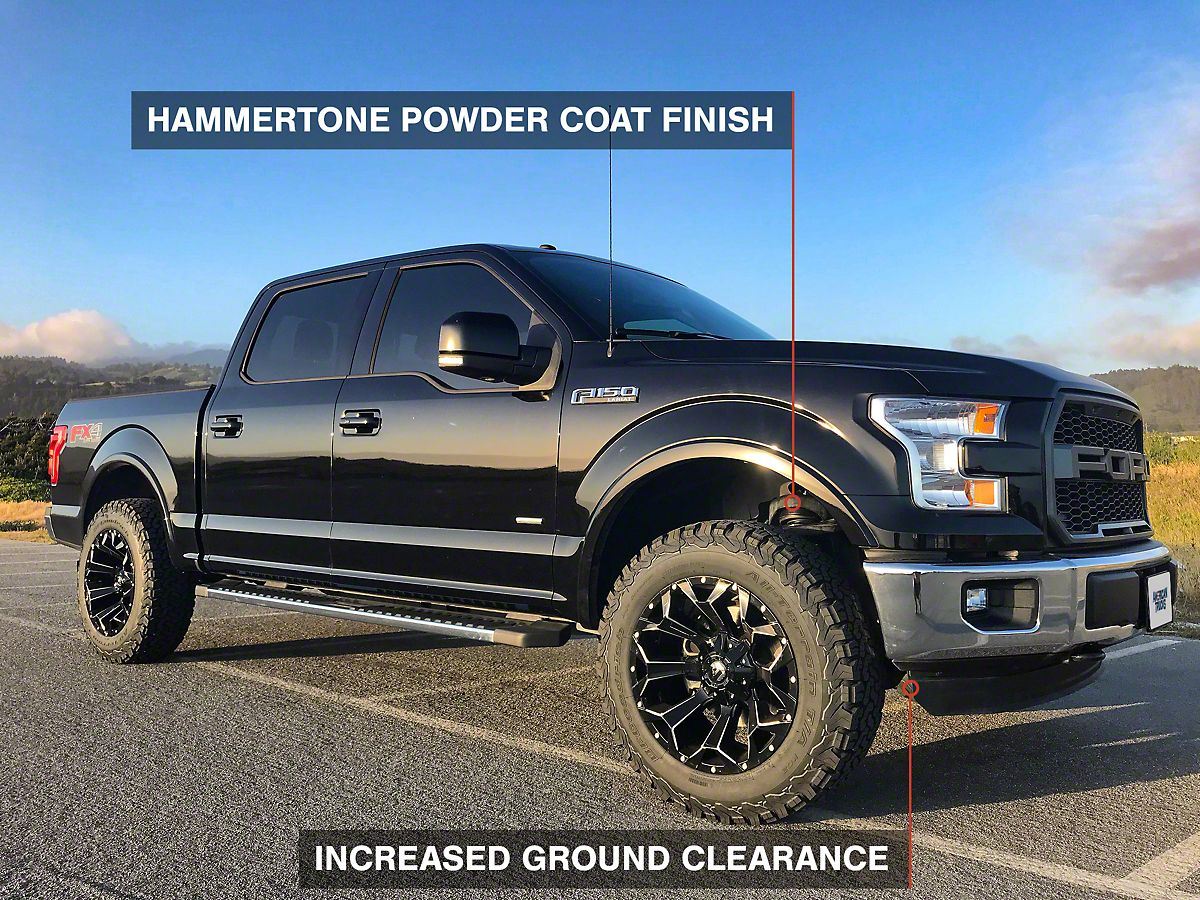 Mammoth 2 5 in  Front Leveling Kit (15-19 F-150, Excluding Raptor)