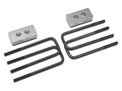 Mammoth 1 in. Rear Lift Kit (04-14 2WD/4WD F-150, Excluding Raptor)