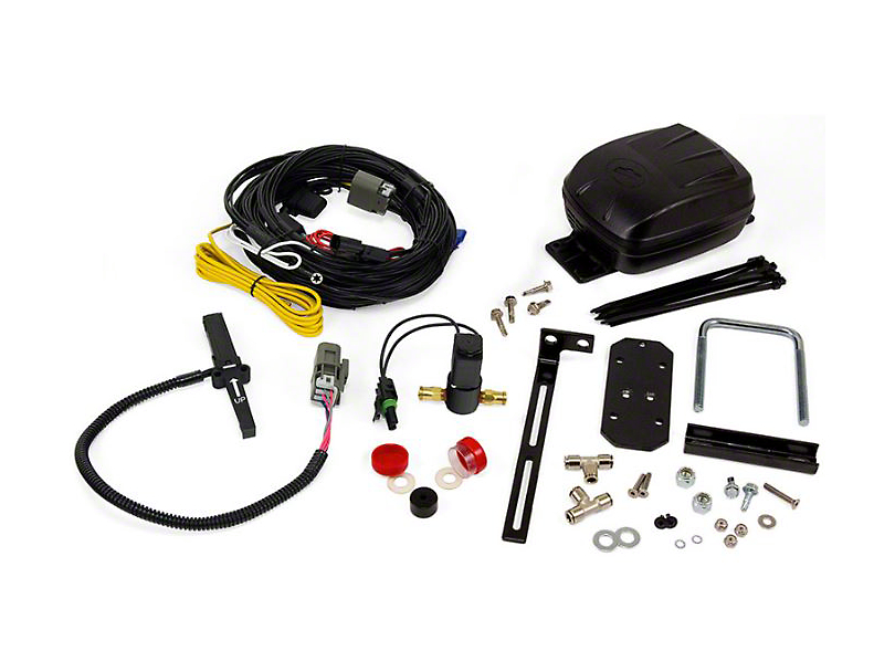 Air Lift Performance SmartAIR II Automatic Leveling System - Single Path (97-18 All)