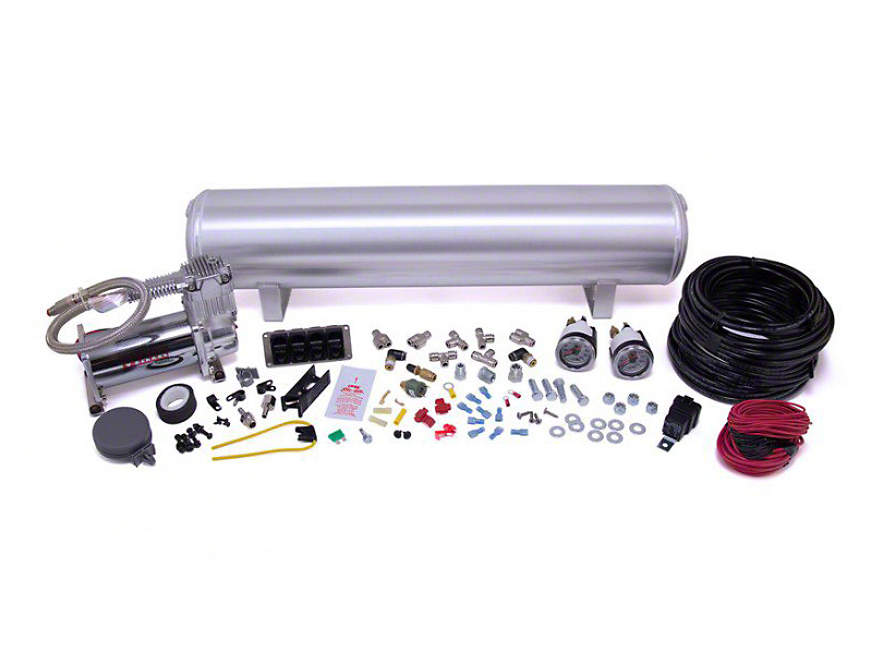 Air Lift Performance 4-Way Manual Air Management System (97-18 All)