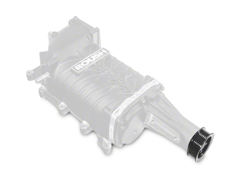 Roush Phase 1 to Phase 2 Supercharger Upgrade Kit - 590HP (11-14 6.2L, Excluding Raptor)