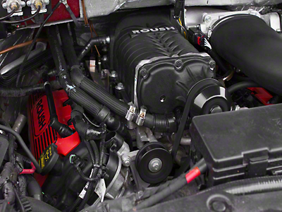 Roush R2300 570 HP Off-Road Supercharger Package - Phase 2 Kit (11-14 5.0L F-150)