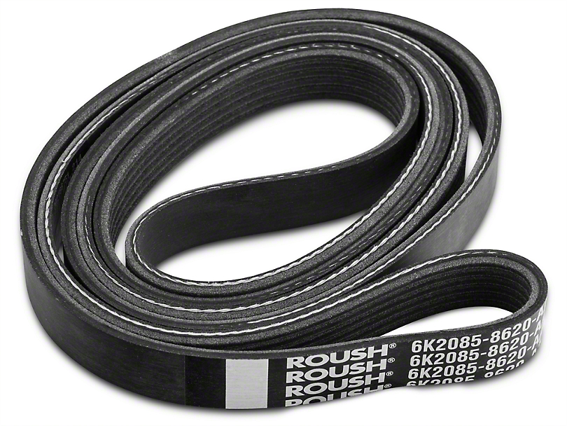 Roush Phase 2 TVS Supercharger Serpentine Belt (11-14 5.0L)