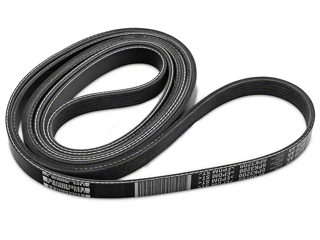 Roush Phase 1 & 2 TVS Supercharger Serpentine Belt (11-14 6.2L, Excluding Raptor)