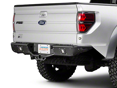 Rogue Racing Renegade Rear Bumper (09-14 All)