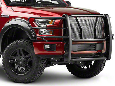 Barricade Extreme Heavy Duty Brush Guard - Black (15-17 All, Excluding Raptor)
