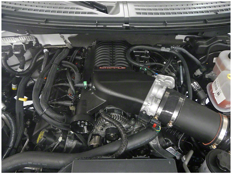Whipple W175AX 2.9L Intercooled Supercharger Kit (11-14 6.2L F-150, Excluding Raptor)