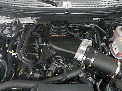 Whipple W175AX 2.9L Intercooled Supercharger Kit (10-14 6.2L F-150 Raptor)