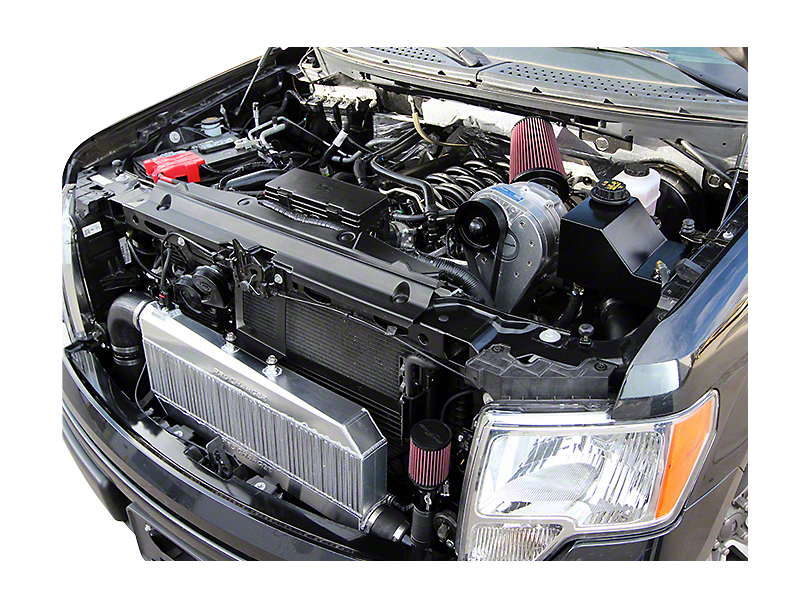 Procharger High Output Intercooled Supercharger Kit w/ D-1SC (11-14 6.2L F-150, Excluding Raptor)