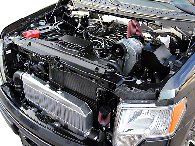 Procharger High Output Intercooled Supercharger System w/ D-1SC - Complete Kit (11-14 6.2L F-150, Excluding Raptor)