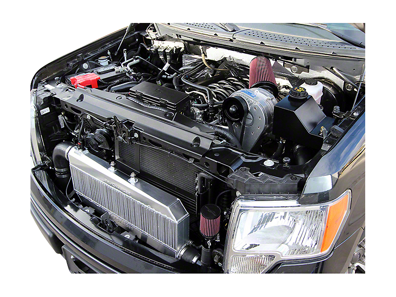 Procharger High Output Intercooled Supercharger Kit w/ D-1SC (10-14 6.2L F-150 Raptor)