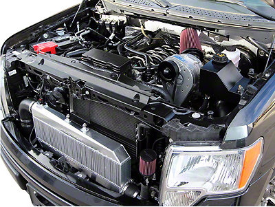 Procharger High Output Intercooled Supercharger System w/ D-1SC - Tuner Kit (11-14 6.2L F-150, Excluding Raptor)