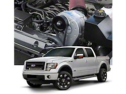 procharger stage ii intercooled supercharger tuner kit w/ p-1sc-1 (11-14  5 0l f-150) $6,026 00