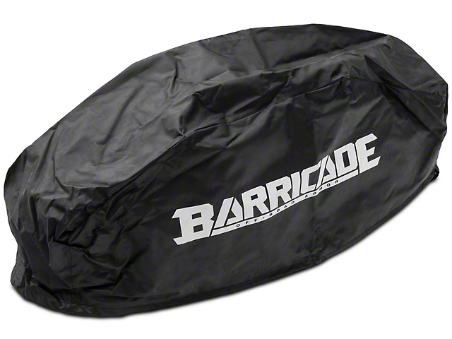 Barricade Winch Cover (97-17 All)