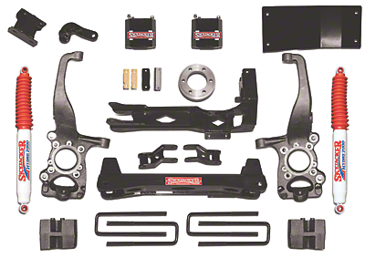 SkyJacker 4.5 in. Suspension Lift Kit (15-18 4WD, Excluding Raptor)