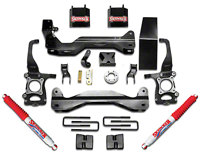 SkyJacker 6 in. Suspension Lift Kit w/ Hydro Shocks (09-14 4WD, Excluding Raptor)