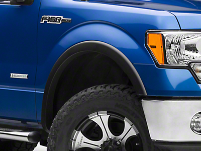 True Edge Sportz Fender Flares - Smooth (09-14 Styleside, Excluding Raptor)