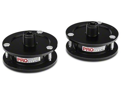 ProRYDE 2 in. to 3 in. Adjustable Front Leveling Kit (04-19 4WD F-150, Excluding Raptor)