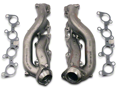 Ford Performance Stock Replacement Exhaust Manifolds (15-18 5.0L)