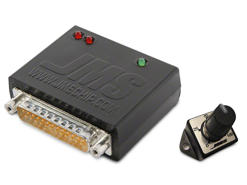 JMS BoostMAX Performance Booster (15-16 2.7L EcoBoost F-150)
