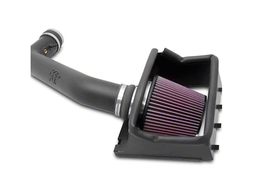 K&N Series 57 FIPK Cold Air Intake (11-12 6.2L F-150, Excluding Raptor)