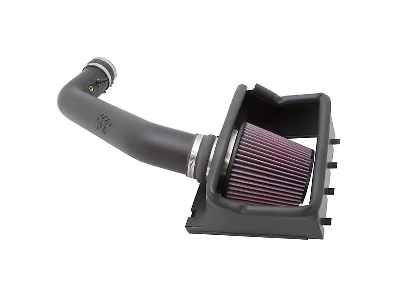 K&N Series 57 FIPK Cold Air Intake (11-12 6.2L, Excluding Raptor)