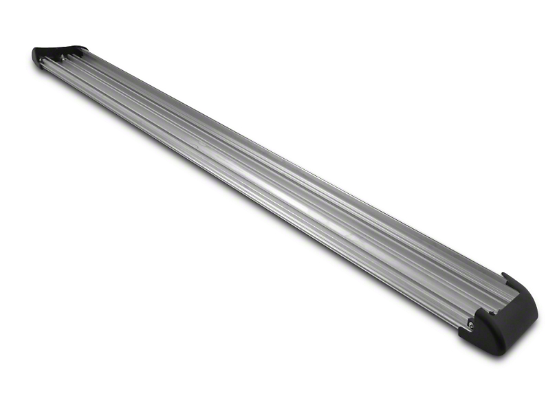 Ionic 61 Series Running Boards - Brite (09-14 All)