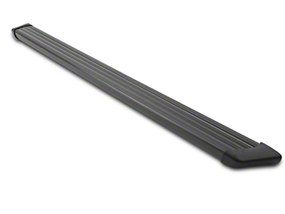 Ionic 61 Series Running Boards - Black (09-14 All)