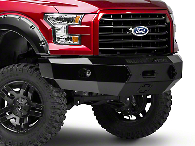 Iron Cross Base Front Bumper (15-17 All, Excluding Raptor)