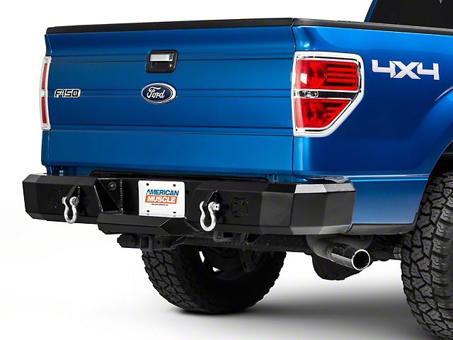 Iron Cross F 150 Hd Series Rear Bumper 21 415 09 09 14 F 150