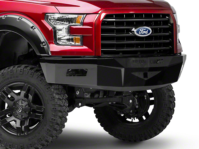 Iron Cross RS Series Front Bumper (15-17 All, Excluding Raptor)