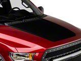 SEC10 Hood Accent Decal; Black (15-20 F-150, Excluding Raptor)