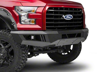 Add Barricade Extreme HD Front Bumper w/ LED Fog Lights (15-17 All, Excluding Raptor)