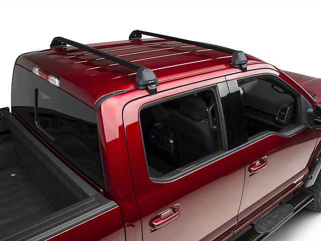 Rhino Rack F 150 Vortex 2500 Rs 2 Bar Roof Rack Black