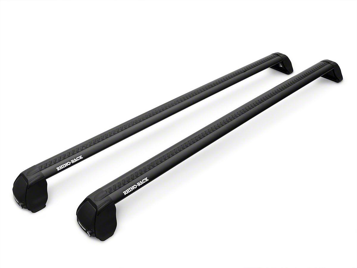 Rhino-Rack Vortex 2500 RS 2 Bar Roof Rack - Black (15-19 F-150 SuperCrew)