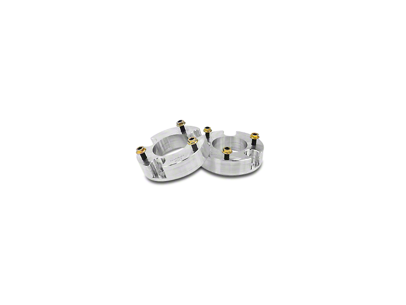 ReadyLIFT 2.25 in. Billet Aluminum Leveling Kit (15-18 F-150, Excluding Raptor)