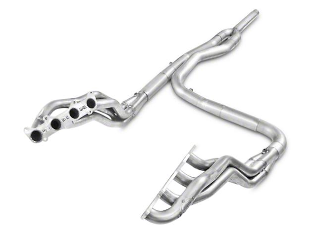Stainless Works 1-3/4 in. Headers w/ Off-Road Y-Pipe - Factory Connect (11-14 5.0L F-150)