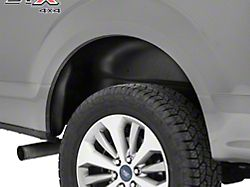 Husky Rear Wheel Well Guards - Black (15-19 F-150, Excluding Raptor)
