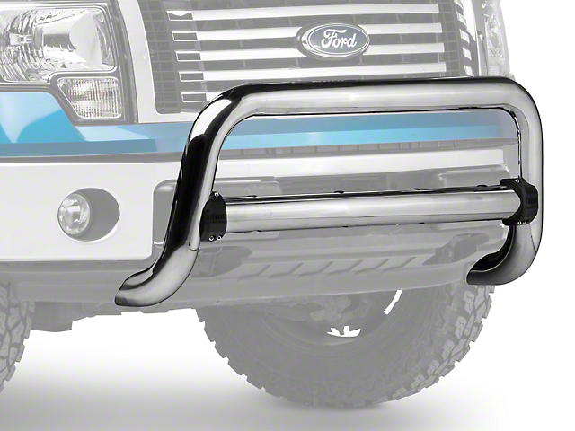 Westin Contour 3.5 in. Bull Bar - Stainless Steel (09-14 All, Excluding Raptor)