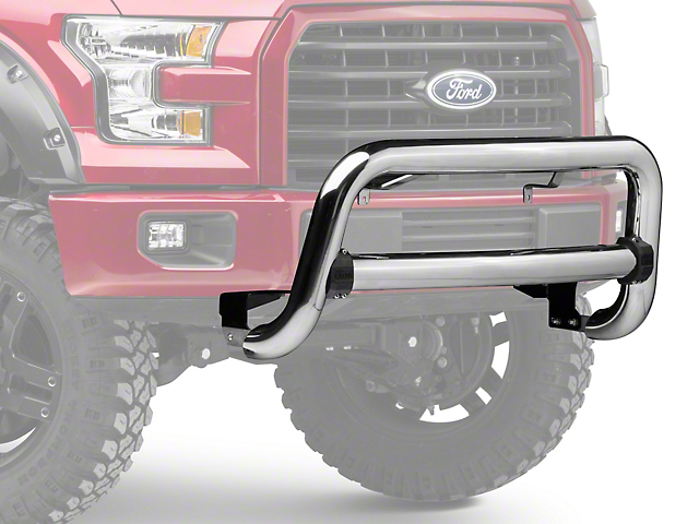 Westin Contour 3.5 in. Bull Bar - Stainless Steel (15-18 All, Excluding Raptor)