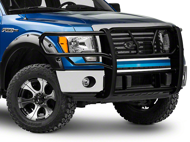 Westin HDX Brush Guard - Black (09-14 All, Excluding Harley Davidson & Raptor)