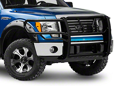 Westin HDX Brush Guard - Black (09-14 F-150, Excluding Harley Davidson & Raptor)
