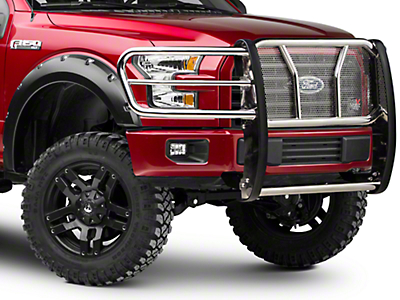 Westin HDX Brush Guard - Stainless Steel (15-19 F-150, Excluding Raptor)