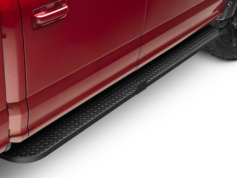 Westin HDX Running Boards - Textured Black (15-18 All)