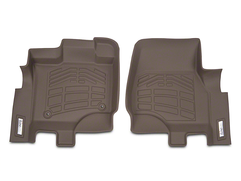 Wade Sure-Fit Front Floor Mats - Tan (15-18 F-150)