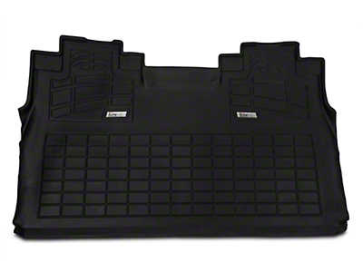 Wade Sure-Fit 2nd Row Floor Mat - Black (15-17 SuperCab, SuperCrew)