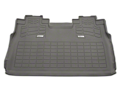 Wade Sure-Fit 2nd Row Floor Mat - Gray (15-18 F-150 SuperCab, SuperCrew)