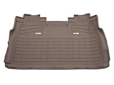 Wade Sure-Fit 2nd Row Floor Mat - Tan (15-18 SuperCab, SuperCrew)