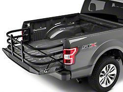 Amp Research Bedxtender HD Max; Deep; Black (04-20 F-150 Styleside)