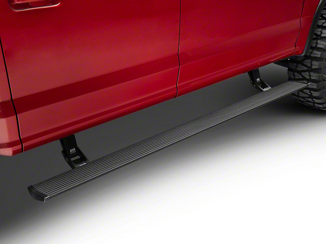 Amp Research PowerStep Running Boards (15-19 F-150 SuperCab, SuperCrew)